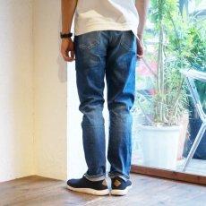 画像3: 【JAPAN BLUE JEANS】12oz タイトストレートジーンズ「Santa Monica/サンタモニカ」 (3)