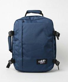 画像1: 【CABIN ZERO/キャビンゼロ】トラベルバックパック CABIN BAG(ネイビー/28L) (1)