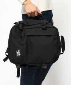 画像7: 【CABIN ZERO/キャビンゼロ】トラベルバックパック CABIN BAG(ブラック/28L) (7)