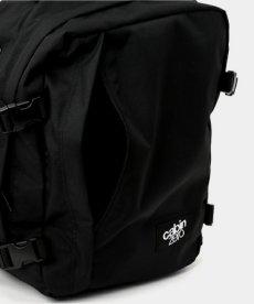 画像4: 【CABIN ZERO/キャビンゼロ】トラベルバックパック CABIN BAG(ブラック/28L) (4)