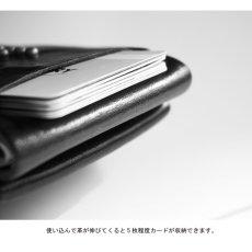 画像8: 【TURN ME ON ®】3WAY ハンドメイドレザーウォレット(YELLOW / CAMELステッチ) (8)