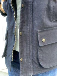 画像4: 【FOB FACTORY】フレンチ モルスキン ライディングジャケット (3colors) (4)