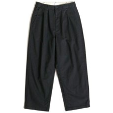 画像3: 【SETTO】WIDE TUCK PANTS (2color) (3)