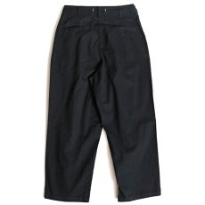 画像4: 【SETTO】WIDE TUCK PANTS (2color) (4)
