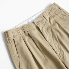 画像10: 【SETTO】WIDE TUCK PANTS (2color) (10)