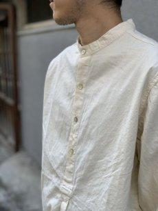 画像3: 【Miltary】ブルガリア軍50'sグランパシャツ(3colors) (3)