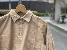 画像3: 【SpinnerBait/スピナーベイト】馬布ヴィンテージプルオーバーシャツ/ラモスシャツ(2color) (3)