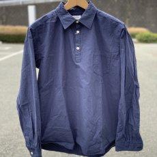 画像4: 【SpinnerBait/スピナーベイト】馬布ヴィンテージプルオーバーシャツ/ラモスシャツ(2color) (4)