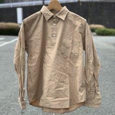 画像2: 【SpinnerBait/スピナーベイト】馬布ヴィンテージプルオーバーシャツ/ラモスシャツ(2color) (2)