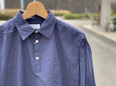 画像5: 【SpinnerBait/スピナーベイト】馬布ヴィンテージプルオーバーシャツ/ラモスシャツ(2color) (5)