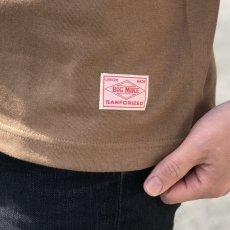 画像7: 【BIGMIKE/ビッグマイク】USAコットン 7.2オンス ヘビーウェイト 無地Tシャツ(5colors) (7)