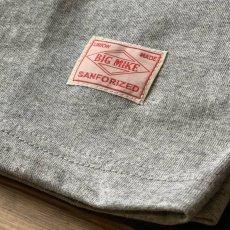 画像9: 【BIGMIKE/ビッグマイク】USAコットン 7.2オンス ヘビーウェイト 無地Tシャツ(5colors) (9)