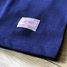 画像11: 【BIGMIKE/ビッグマイク】USAコットン 7.2オンス ヘビーウェイト 無地Tシャツ(5colors) (11)