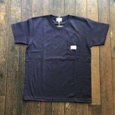 画像8: 【BIGMIKE/ビッグマイク】USAコットン 7.2オンス ヘビーウェイト サングラスポケット付き無地Tシャツ(7colors) (8)