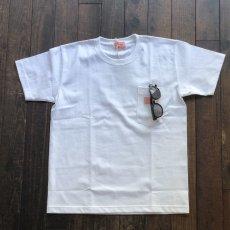 画像5: 【BIGMIKE/ビッグマイク】USAコットン 7.2オンス ヘビーウェイト サングラスポケット付き無地Tシャツ(7colors) (5)