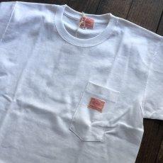 画像4: 【BIGMIKE/ビッグマイク】USAコットン 7.2オンス ヘビーウェイト サングラスポケット付き無地Tシャツ(7colors) (4)