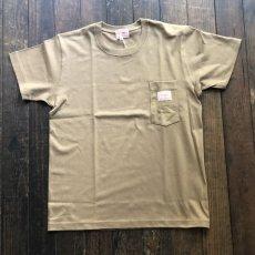 画像6: 【BIGMIKE/ビッグマイク】USAコットン 7.2オンス ヘビーウェイト サングラスポケット付き無地Tシャツ(7colors) (6)