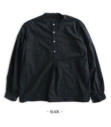 画像13: 【Miltary】ブルガリア軍50'sグランパシャツ(3colors) (13)
