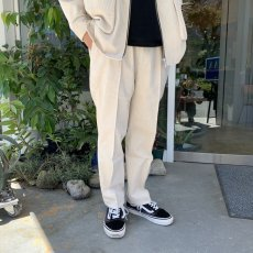 画像7: 【melple/メイプル】Beach Tailor Courduroy Pants(3color) (7)