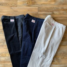画像1: 【melple/メイプル】Beach Tailor Courduroy Pants(3color) (1)