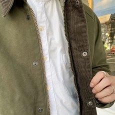 画像9: 【FOB FACTORY】フレンチ モルスキン ライディングジャケット (3colors) (9)