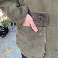 画像8: 【FOB FACTORY】フレンチ モルスキン ライディングジャケット (3colors) (8)
