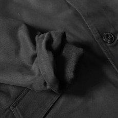 画像3: 【アメリカ軍】N2デッキコート リプロダクト 【ブラック】 (3)