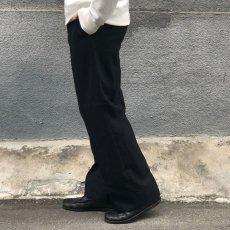 画像3: 【イギリス軍】ROYAL NAVY No.3 Dress ウールトラウザーズ (3)
