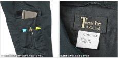 画像6: 【イギリス警察】カーゴトラウザー ブラック (6)