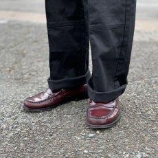 画像9: 【イギリス警察】カーゴトラウザー ブラック (9)