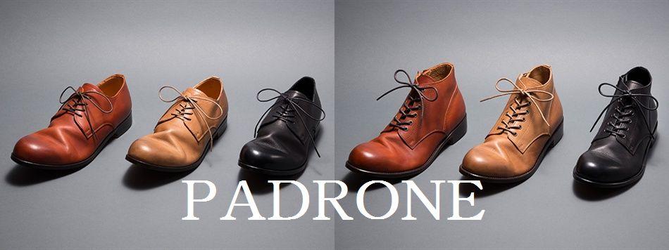PADRONE/パドローネ 革靴の通販