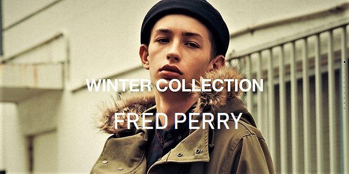 フレッドペリーの通販