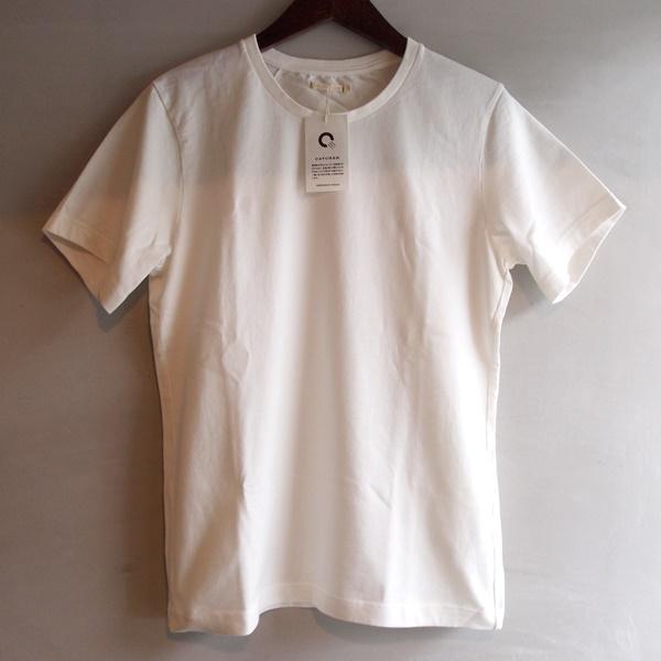 画像1: 【Deeper's Wear】消臭素材/ CATCHER TEE(OffWhite) (1)