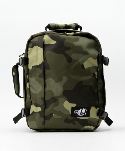 画像1: 【CABIN ZERO/キャビンゼロ】トラベルバックパック CABIN BAG(カモ/28L) (1)