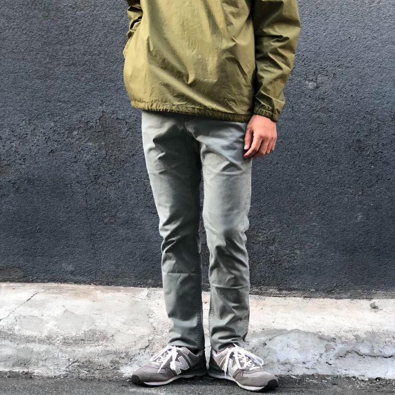 画像1: 【Gramicci/グラミチ】NewNarrow Pants/ニューナローパンツ(6color) (1)