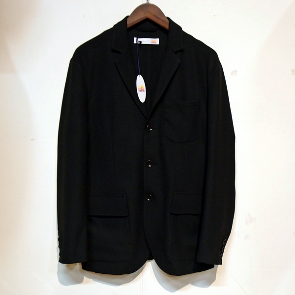 画像1: 【melple/メイプル】ウィンターキャット 3Bテーラードジャケット(ブラック)   (1)