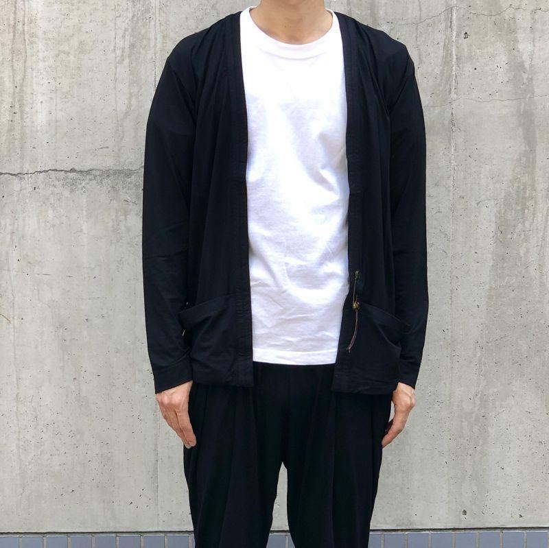 """画像1: 【Thee Trio/ザ・トリオ】""""KINAGASHI""""Cardy (ブラック)  (1)"""