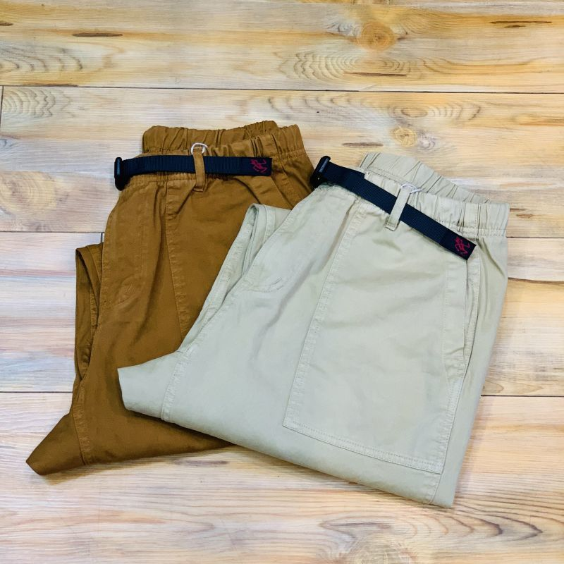 画像1: 【Gramicci/グラミチ】LOOSE TAPERED PANTS/ルーズテーパードパンツ (2color) (1)