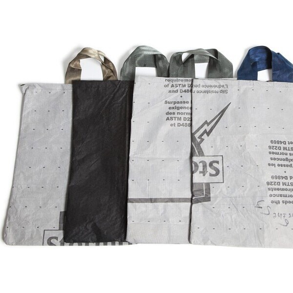 画像1: 【PUEBCO】RECYCLED TARP TOTE BAG Large (1)