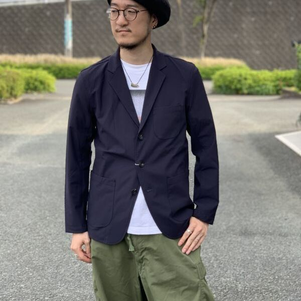 画像1: 【FOB FACTORY】DEPARTURE JACKET(2colors) (1)