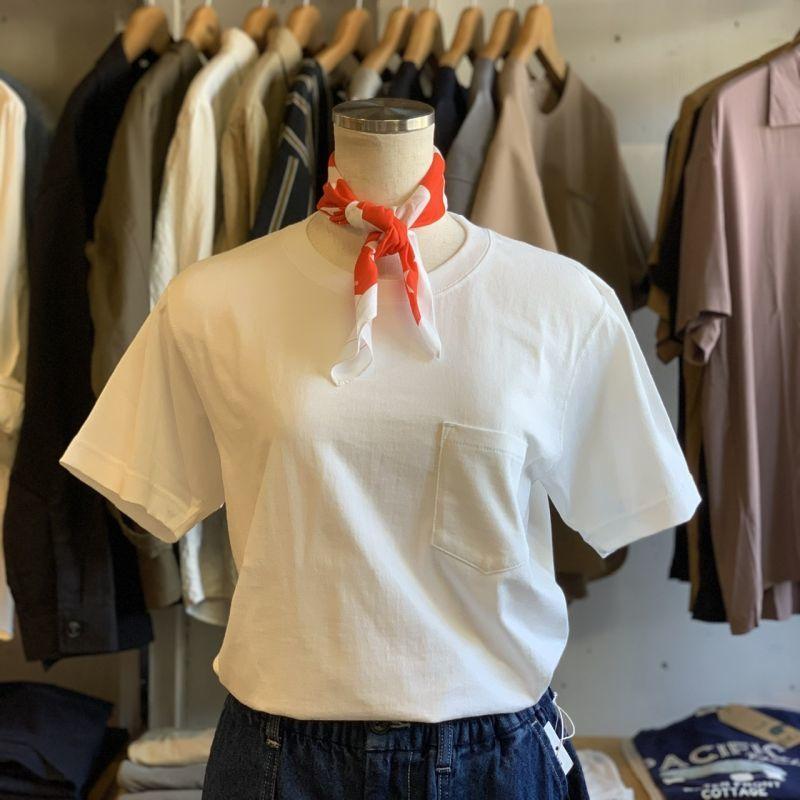 画像1: 【BIGMIKE/ビッグマイク】USAコットン 7.1オンス ヘビーウェイト 胸ポケット無地Tシャツ(3colors) (1)