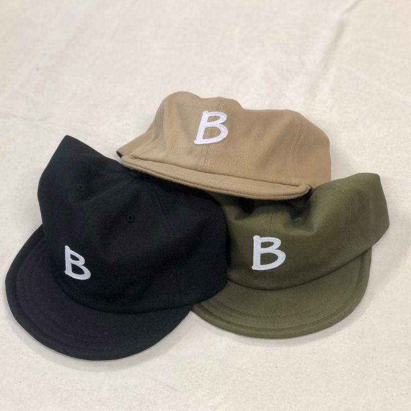 画像1: ツイルB.Bキャップ 【3color】 (1)