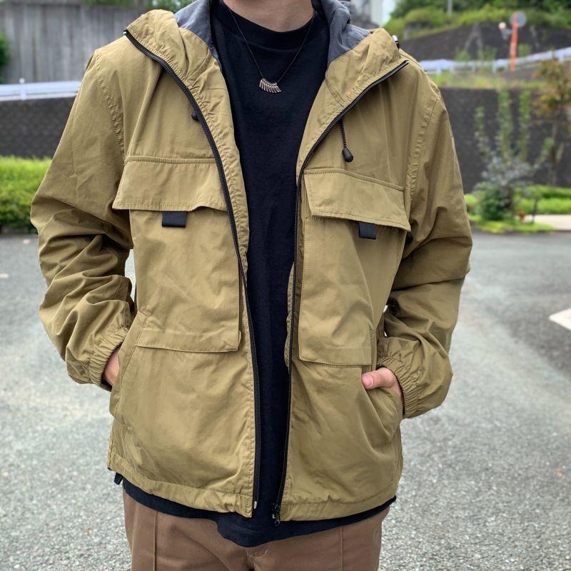 画像1: 【modem design/モデムデザイン】G-8 flight hooded jacket(3colors) (1)