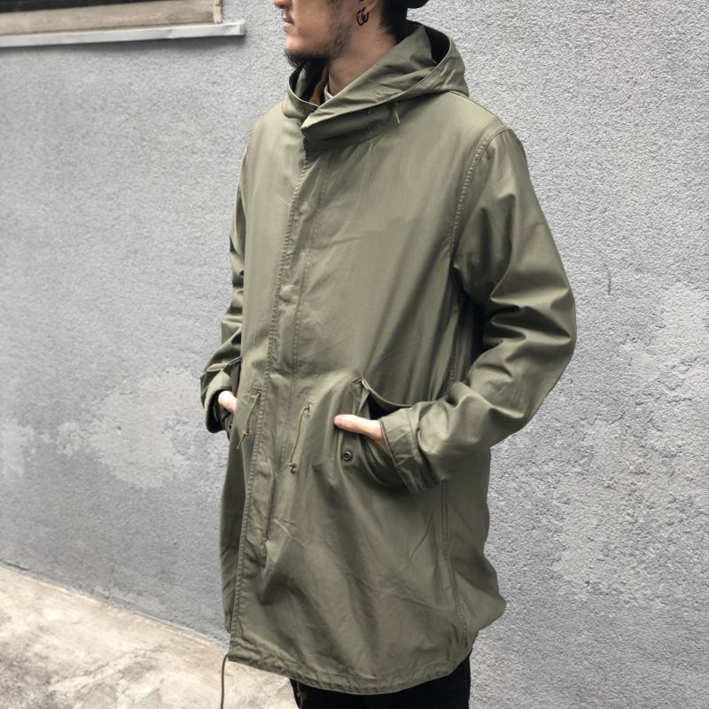 画像1: 【FOB FACTORY】M-51 SHELL PARKA (1)